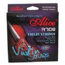סט מיתרים לכינור אליס ALICE A708A 1/4