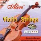 מיתרים לכינור אליס ALICE A703A 1/4