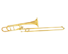 טרומבון  GOLDEN CUP  JHTB1503 tuning slide trombone