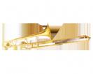 טרומבון GOLDEN CUP JHTB1501 alto trombone