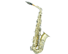 סקסופון אלט (GOLDEN CUP JHAS1102FG alto saxophone(antique