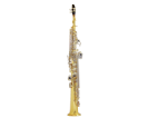 סקסופון סופרן (GOLDEN CUP JHSS1101D soprano saxophone(double colors
