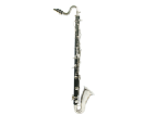 קלרינט בס  (GOLDEN CUP JHCL1302 bass clarinet(silver plated keys