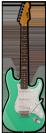 גיטרה חשמלית  ESP LTD ST-213 ROSEWOOD SG