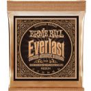 מיתרים ארני בל ERNIE BALL 2544 Everlast Coated Phosphor Bronze Acoustic 13-56