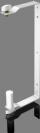 מתלה קיר ברינגר BEHRINGER EUROLIVE WB210-WH