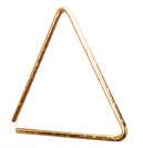 """שליש מרוקע """"6 איכותי GON BOPS B8 Hammered Triangle """"6"""