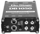 """קופסת """"דיירקט"""" פאסיבית  למולטימדיה  און-סטייג' On-Stage DB1050"""