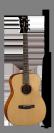 גיטרה אקוסטית  קורט CORT AF505 OP