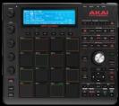 תחנת הפקה מוסיקלית MPC ניידת אקאי AKAI PROFESSIONAL MPC Studio Black