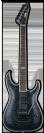 גיטרה חשמלית ESP LTD MH-1000FR STBLK