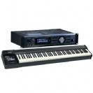 מקלדת שליטה פסנתרית עם מודול רולנד ROLAND INTERGRA 7 + A88