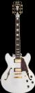 גיטרה 1/4 נפח D'ANGELICO EXCEL DC DOUBLE CUTAWAY White