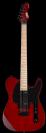 גיטרה חשמלית ESP TE-200 SEE THRU BLACK CHERRY