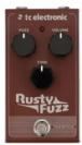 אפקט טיסי אלקטרוניק TC ELECTRONIC Rusty Fuzz