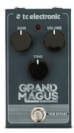 אפקט טיסי אלקטרוניק TC ELECTRONIC Grand Magus Distortion