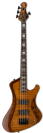 גיטרה בס ESP LTD STREAM-1004 WALNUT BROWN