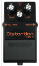 פדל Distortion  בוס BOSS DS-1 Limited Edition
