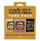מיתרים ארני בל ERNIE BALL 3314 Acoustic Tone Pack 11-52