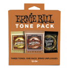 מיתרים ארני בל ERNIE BALL 3313 Acoustic Tone Pack 12-54