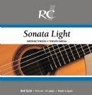 סט מיתרים לגיטרה קלאסית ROYAL CLASSICS Sonata CASL20