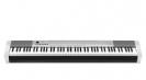 פסנתר חשמלי בצבע כסף CASIO CDP130 SILVER