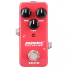 אפקט לגיטרה NUX NDS-2 BROWNIE DISTORSION