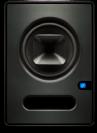 """מוניטור """"6.5  אולפני קואקסיאלי PreSonus Sceptre S6"""