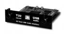 מודול הקלטת אודיו 64 ערוצים בחיבוריות USB באיכות TOP PRO T32USB 24bit