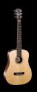 גיטרה אקוסטית מיני + נרתיק קורט CORT EARTH MINI Adirondack top