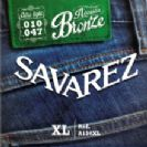 סט מיתרים 0.10 לאקוסטית ברונזה סברז SAVAREZ A130XL